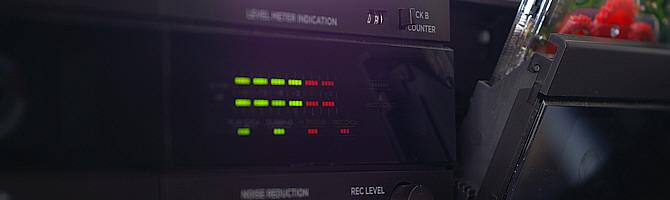 オーディオカセットテープをCDへダビング