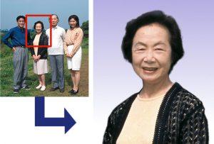 遺影写真の作成(セレモニー)